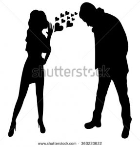 stock-vector-young-cute-woman-whispering-secrets-in-her-boyfriend-s-ear-360223622